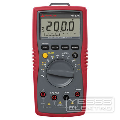 BEHA-AMPROBE Multimeter Digitales Multimeter