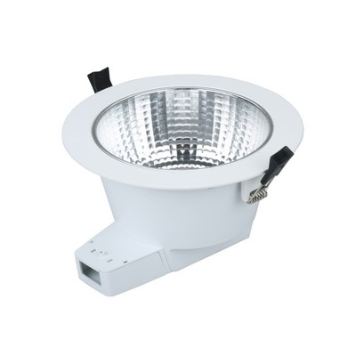 DOTLUX Strahler/Scheinwerfer LED-Downlight CIRCLEugr 18W 3000/4000/5700K COLORselect