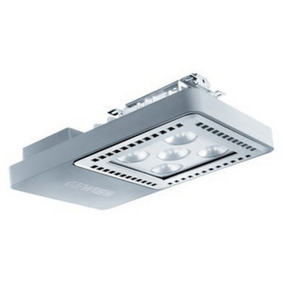 Gewiss Hallen-Reflektorleuchte Lighting Hallenleuchte SMART 4/2.0 LOWBAY 5 LED ON/OFF 5700K Tiefbreitstrahlend