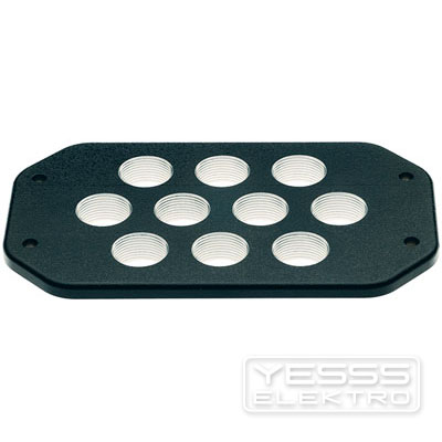Metal 10B Protection Cover 09300105457 HARTING