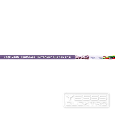 LAPPKABEL Datenkabel UNITRONIC® BUS CAN FD P 1X2X0,25, Ring