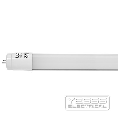 LUXNA LAMPS LED-Lampe/Multi-LED LED Roehre Glas 600mm 9W 3000K 800lm