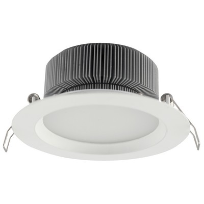LUXNA LIGHTING Downlight 1010-0025LED Einb.downlight weiss 8W dimmbar 6500K