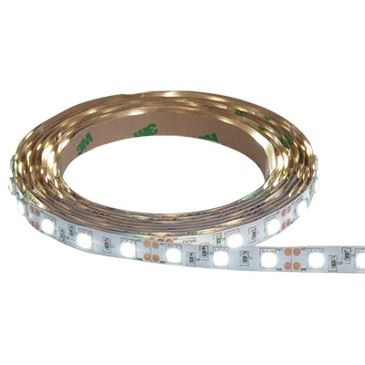 LUXNA LIGHTING LED-Lichtschlauch/-band LED Strip 5 Meter Rolle 6000K IP20 24V DC