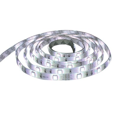 LUXNA LIGHTING LED-Lichtschlauch/-band LED Strip 5 Meter Rolle 6000K IP65 24V DC