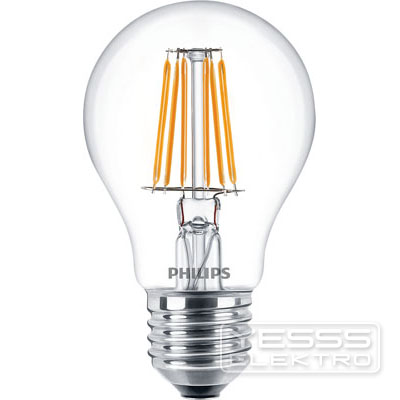Philips LED-Lampe/Multi-LED Classic LED LED Lampe 7,5W im Retro-Look