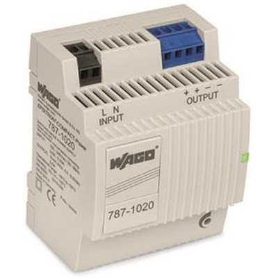 WAGO Gleichstromversorgung Electronic EPSITRON® COMPACT power supply 1-phase 5 VDC output voltage