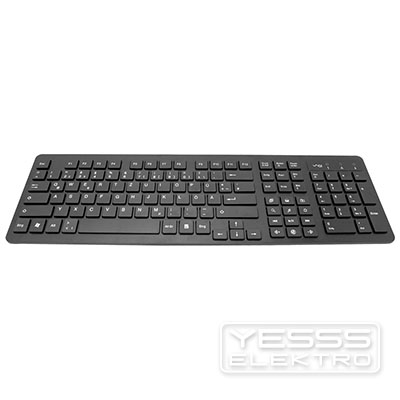 Wintech Slim-Multimedia Tastatur Ziffernblock Wintech KB-41