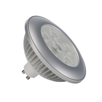 YESSS Light LED-Lampe/Multi-LED POWERLED ES111 9,6W, 36°, warm-weisse LED