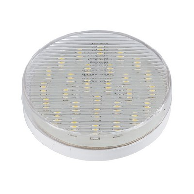 YESSS Light LED-Lampe/Multi-LED GX53, SMD LED, 3W, warmweiss, nicht dimmbar